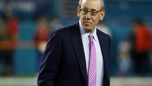 Stephen Ross, el multimillonario dueño de los Dolphins de Miami.