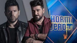 Pablo López y Antonio Orozco, nuevos invitados en 'El hormiguero'.