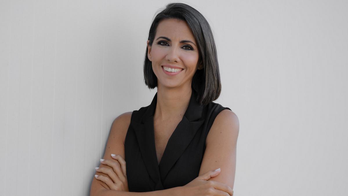 La periodista Ana Pastor, presentadora y directora de 'El Objetivo' (La Sexta).