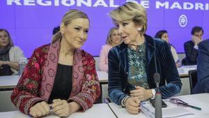 El jutge imputa les expresidentes madrilenyes Aguirre i Cifuentes