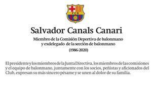 Salvador Canals Canari