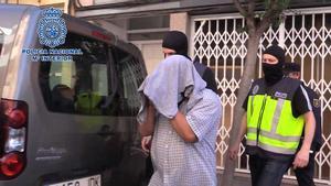 La Policia relaciona la cèl·lula de reclutadors de Badalona amb un gihadista mort a Síria