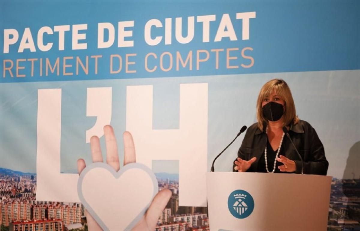 Rendición de cuentas del Pacto de Ciudad de L'Hospitalet.