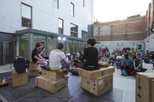 Els Centres Cívics de Barcelona ens segueixen acostant la cultura, fins i tot aquests dies