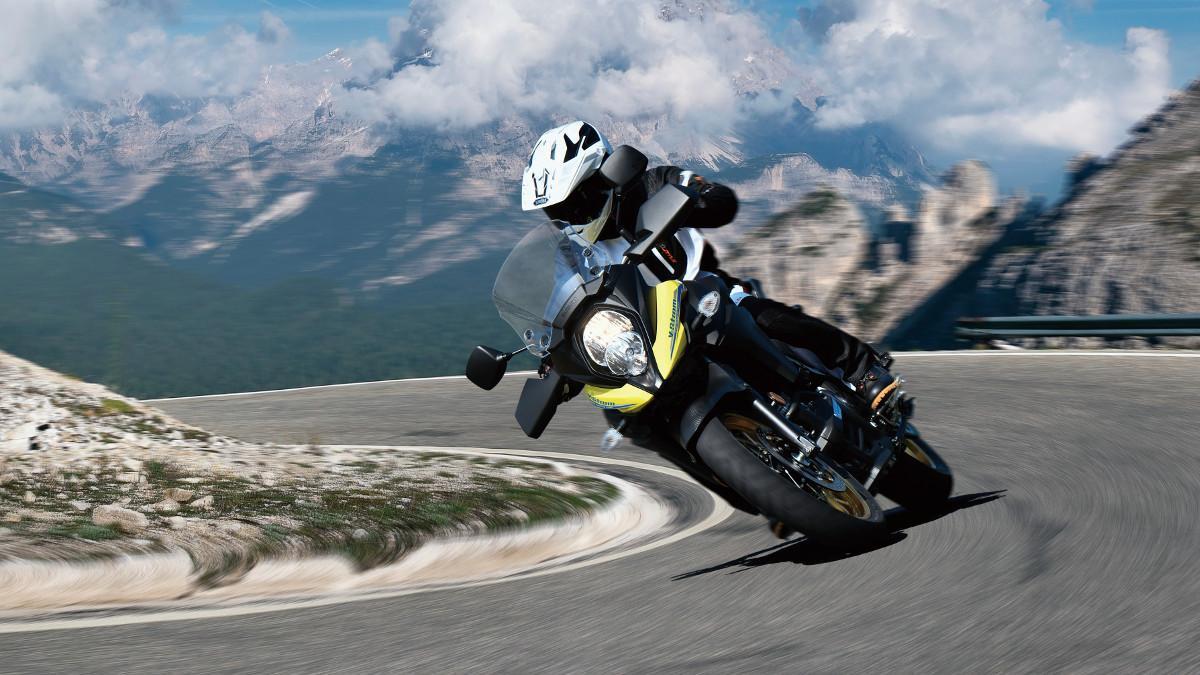 Suzuki V-Strom 1050 y V-Strom 1050 XT: versatilidad a un precio muy competitivo