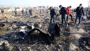 L'Iran reconeix que va fer caure l'avió ucraïnès «per error»
