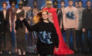 Ana Locking, de vestir la reina Letizia al Premio Nacional de Diseño de Moda
