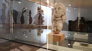 Picasso y Fenosa moldearon el retrato de Dora Maar a cuatro manos