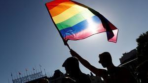 Imagen de archivo de la manifestación LGTBI de 2019 en Madrid.