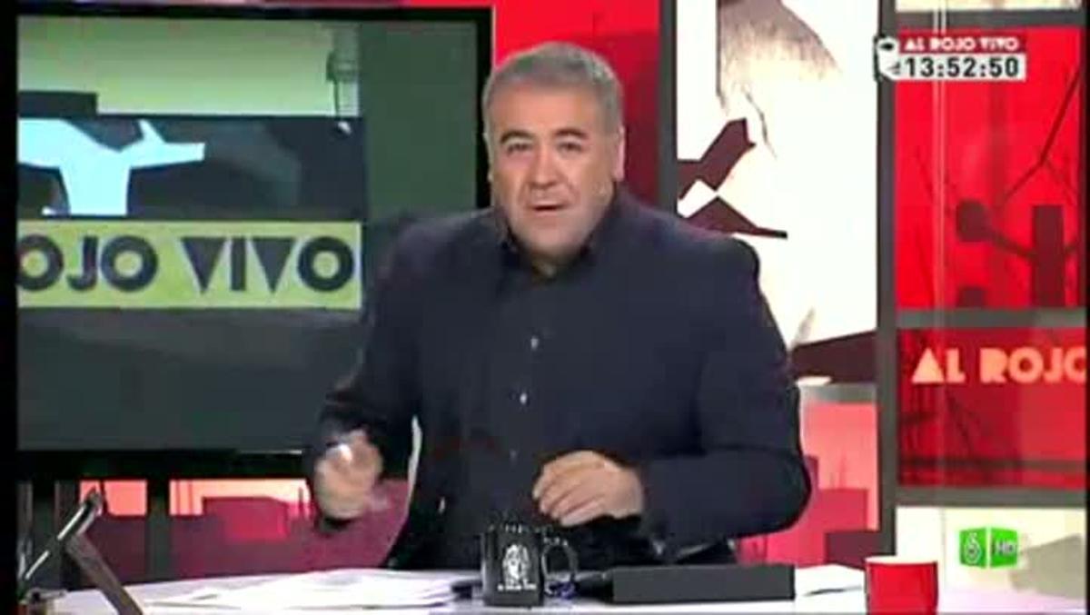 Al rojo vivo, de La Sexta, también analizó los incumplimientos del PP.