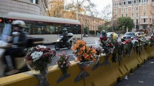 Una jueza investiga si unos bloques de hormigón en la calzada provocaron la muerte de un motorista