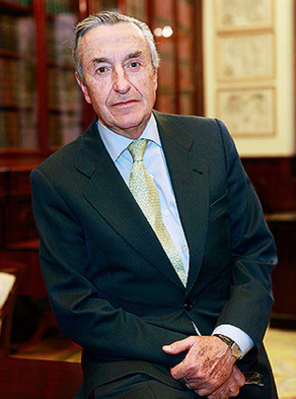 José María Marín Quemada, nuevo presidente de la CNMC.