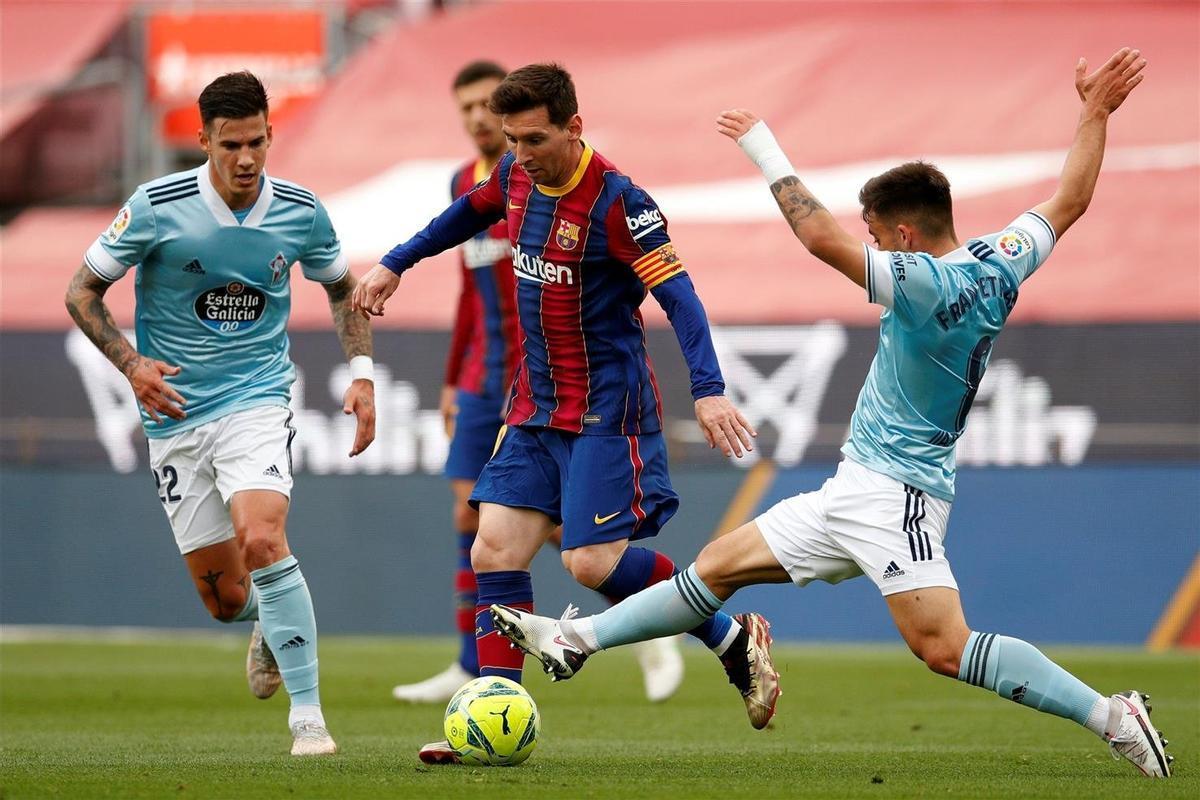 El futbol de Messi com a forma artística