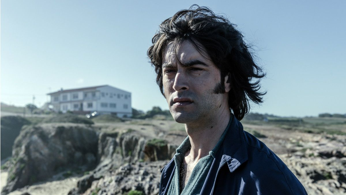Javier Rey da vida al narcotraficante Sito Miñanco, en 'Fariña'.