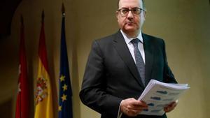 José María Roldán, presidente de la Asociación Española de Banca.