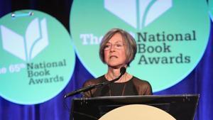 La poeta norteamericana Louise Glück, en el 2014.
