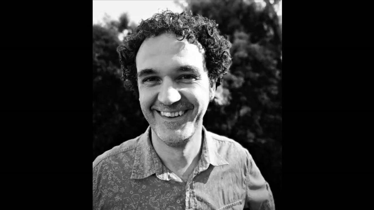 El escritor Cesc Martínez.