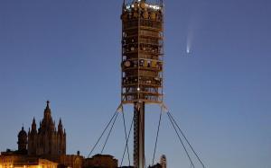 El cometa Neowise, visible fins al 15 de juliol: ¿Com veure'l des de Catalunya?