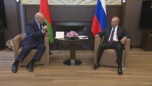 Rússia rebutja vols de la UE que eviten l'espai aeri bielorús