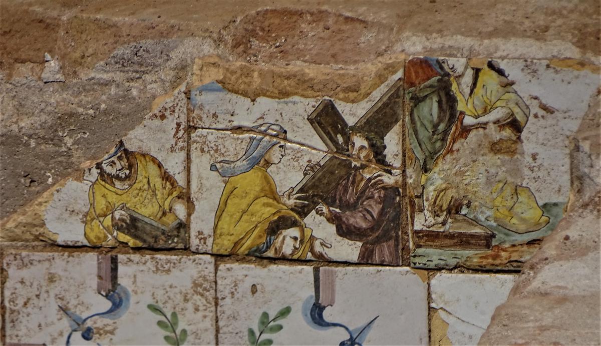 El passat agrícola de l'Eixample surt a la llum en unes obres de la Diagonal