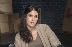 La actriz Nerea Barros.