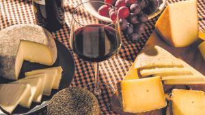 Ruta catalana per degustar formatges