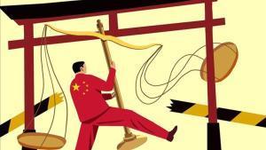 Hong Kong no vol la justícia xinesa