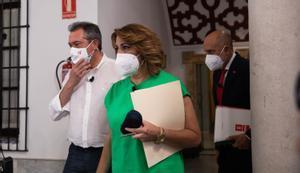 Andalusia obre el cicle de canvis al PSOE