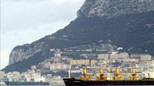 Una imagen de archivo de la Bahía de Algeciras.