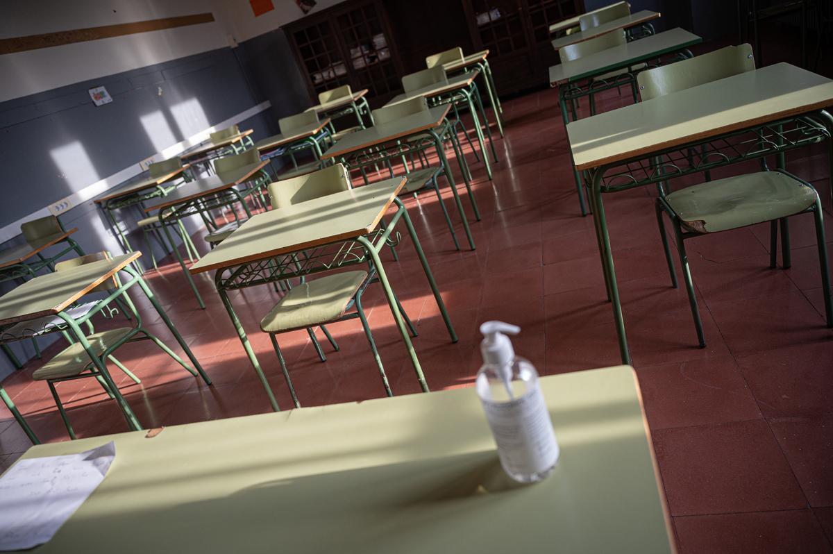 L'Anoia presenta la taxa més gran de grups escolars confinats de Catalunya
