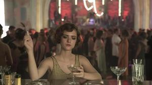 Liv Lisa Fries, coprotagonista de 'Babylon Berlin' y, dicho sea de paso, una actriz realmente luminosa.