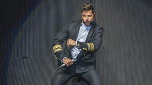 Ricky Martin en la clausura del festival de Porta Ferrada