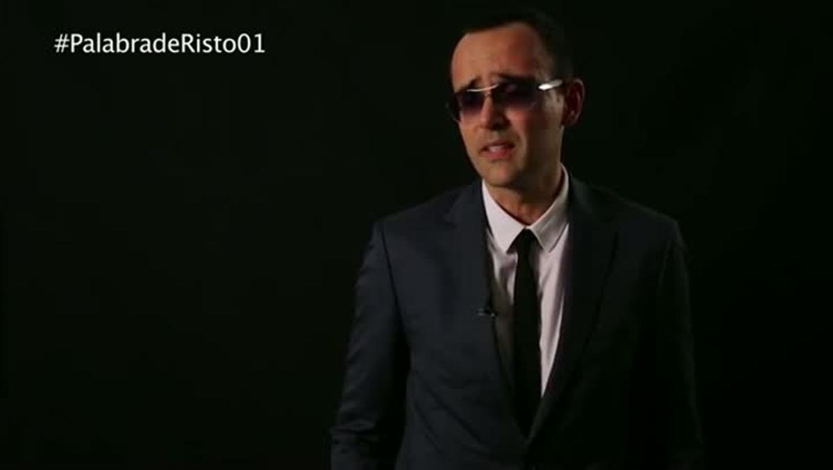 #palabraderisto01: el artículo 'Largaos' relatado por Risto Mejide