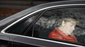 Merkel aposta per noves eleccions