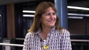 Borràs es postula com a candidata de Junts en les eleccions
