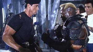 Noche de cine en laSexta con Sylvester Stallone y 'Demolition man'