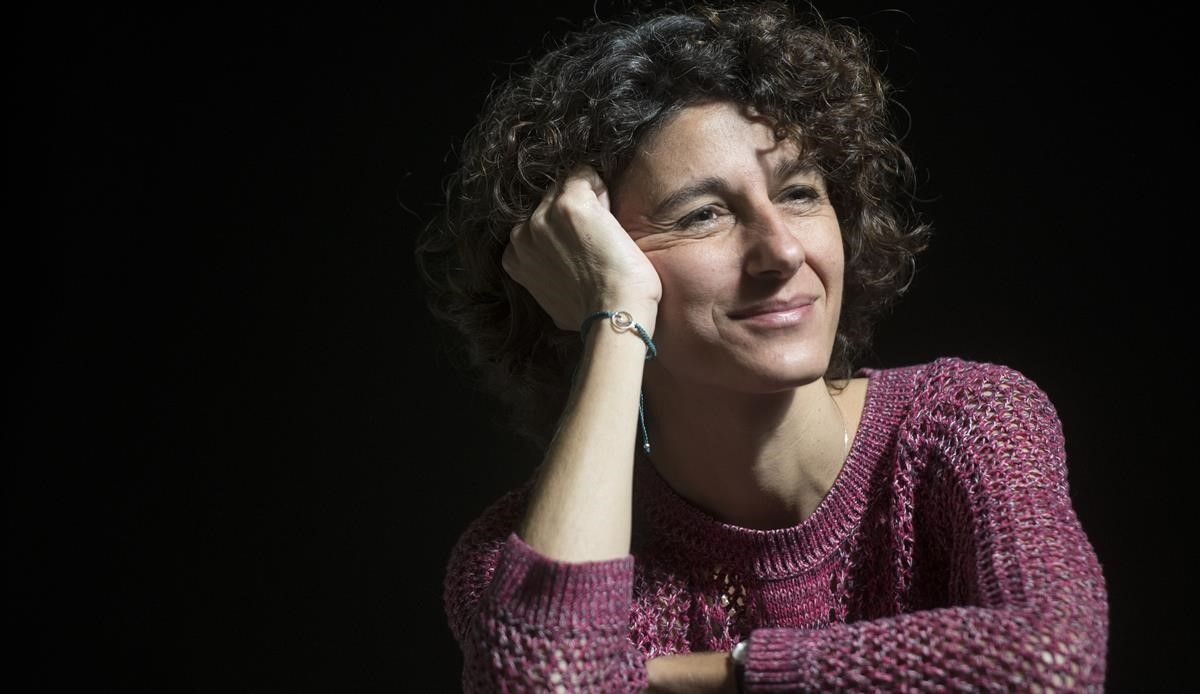 Marina Garcés, filósofa, en una foto tomada a finales del año pasado.