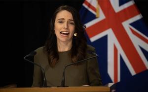 Jacinda Ardern, laprimera ministra de Nueva Zelanda.