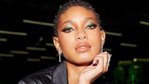 Willow Smith, sensual, en el desfileSavage Fenty Show de Rihanna, a principos de octubre.