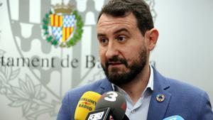 El PSC de Badalona presenta com a candidat Rubén Guijarro, mà dreta de Pastor