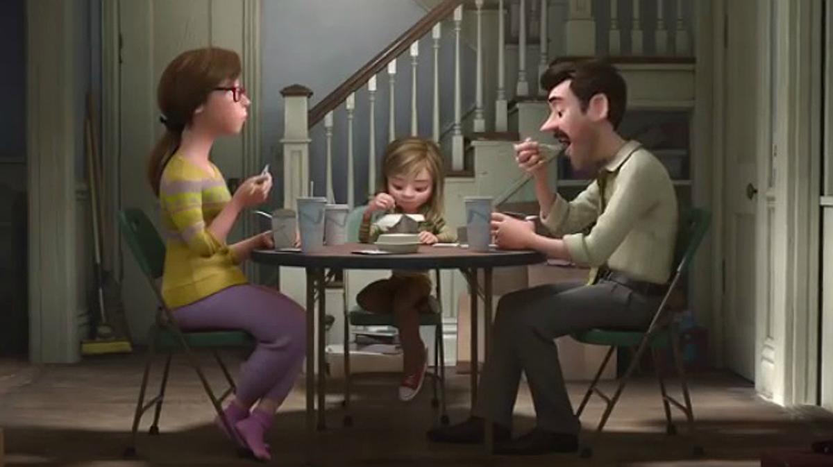 Tráiler en español de la nueva película de animación de Disney 'Del revés'.