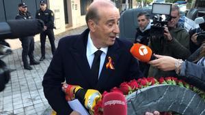 Francis Franco, nieto del dictador Francisco Franco.