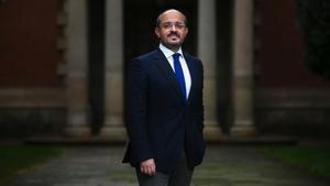 Entrevista con Alejandro Fernández, presidente del Partido Popular de Catalunya