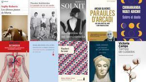 Libros de no ficción: 15 recomendaciones para Sant Jordi