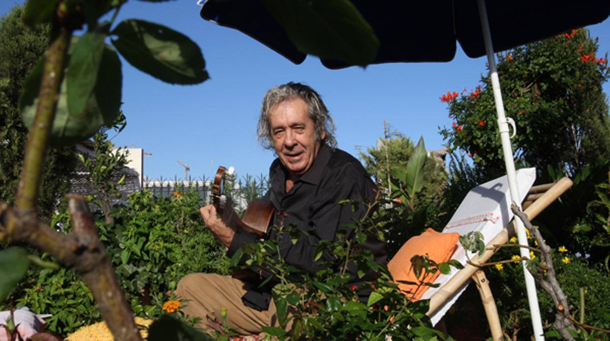 Paco Ibáñez publica su nuevo disco 'Paco Ibáñez canta a los poetas latinoamericanos'.