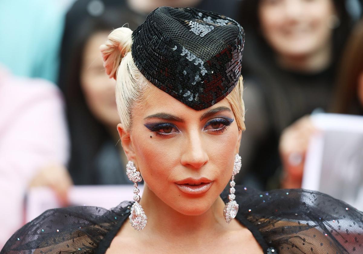 Stefani Joanne Angelina Germanotta, Lady Gaga, a su llegada a la 'premiere' de 'A Star is Born', en el Festival Internacional de Cine de Toronto.