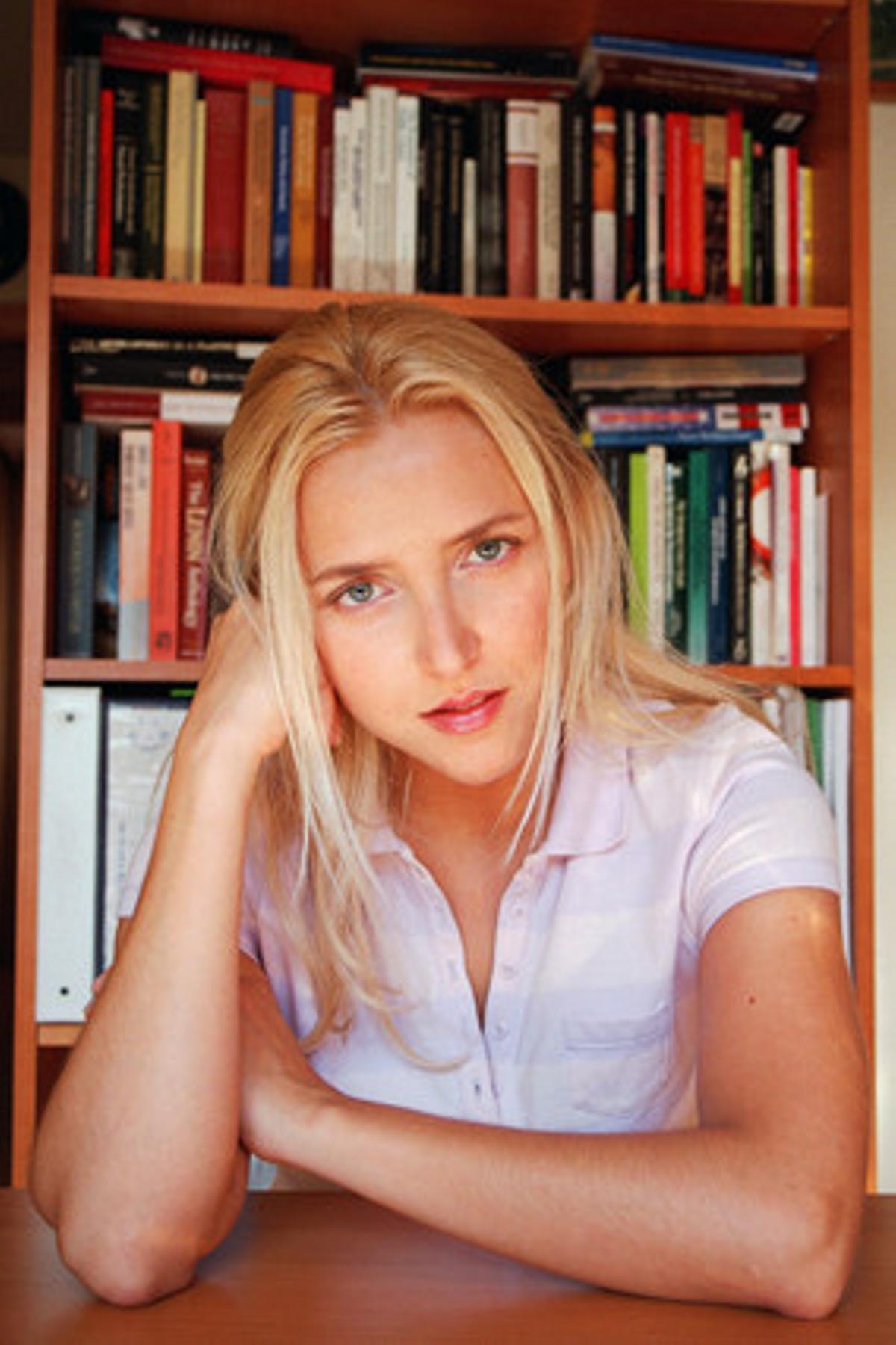 Irene Zoe Alameda, en una imagen del 2005.