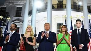 ¿Qué van a hacer los cachorros del clan Trump sin el amparo de la Casa Blanca?