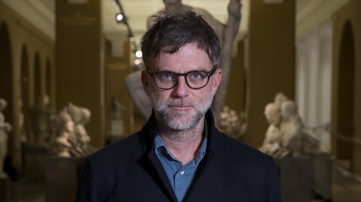 Paul Thomas Anderson, fotografiado en Londres el pasado 27 de enero