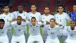 Jugadores de la selección de Libia podrán volver a pisar su propio terreno de juego.